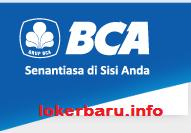 Loker terbaru Bank BCA juli 2015