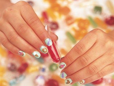 How to learn Nail Art ~ Nail Art Design