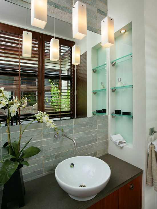 36 Banheiros Modernos E Contempor 226 Neos Dicas De Cores E