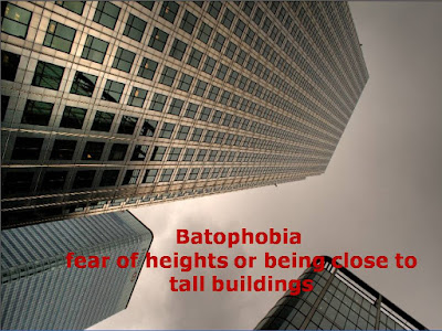 Bathophobia