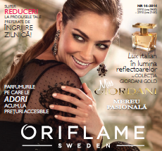 Oriflame C14 2014