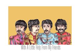 Sgt. Pepper' s chegou ao studio@thaismelo