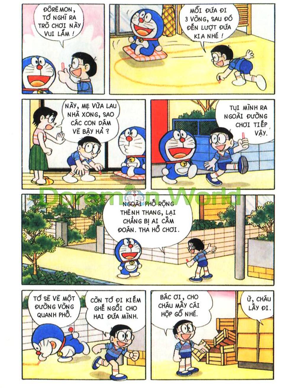 TruyenHay.Com - Ảnh 3 - Doraemon Color Doraemon 029 -END-