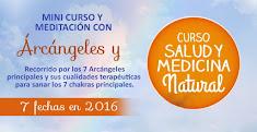 Cursos de Ángeles, Salud y Medicina Natural