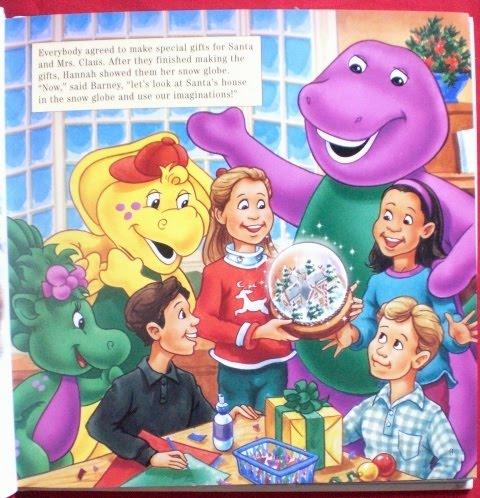 Barney's favorite christmas stories   CHEAPER BOOKS