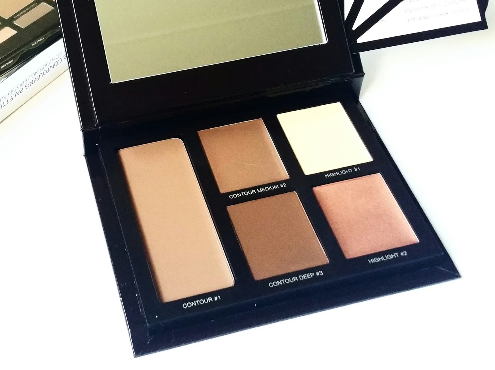6fac0e78f1a I love that this palette allows you to customise your own shade and they  are highly pigmented with a strong colour payoff - they provide  light-medium to ...