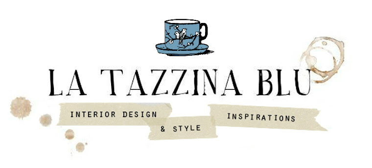 la tazzina blu