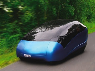 Hungarian solar car prototype has 130 km / h top speed