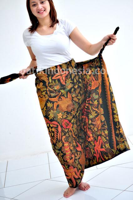 The Hartanto's Family: Tutorial : Cara Pakai dan Lilit ...