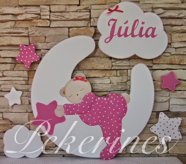 Decoraci n infantil pekerines decoraci n de habitaci n for Decoracion de habitacion de bebe nina