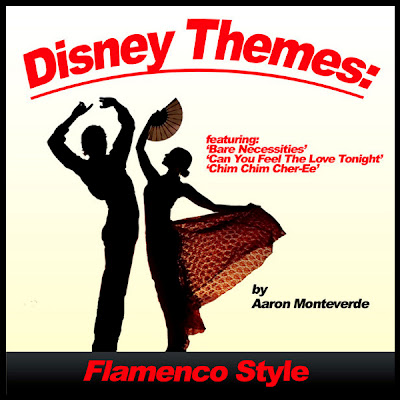Disney Themes Flamenco Style music Beauty Beast iTunes