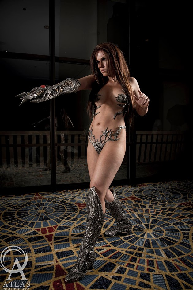 cosplay de witchblade
