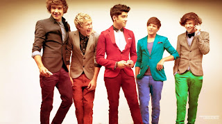 One Direction 2013 wallpaper