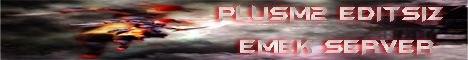 PlusM2 Editsiz %100 Hile Engelli Emek Server