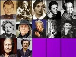 Mujeres ganadoras del Premio Nobel de Literatura