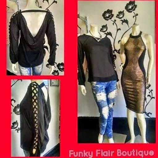 Shop Funky Flair Boutique
