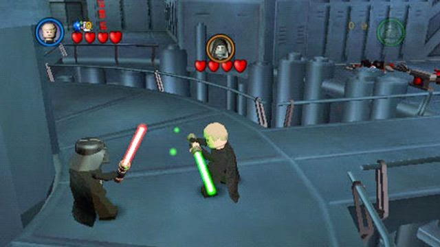 LEGO Star Wars 2 Original The Trilogy Gameplay