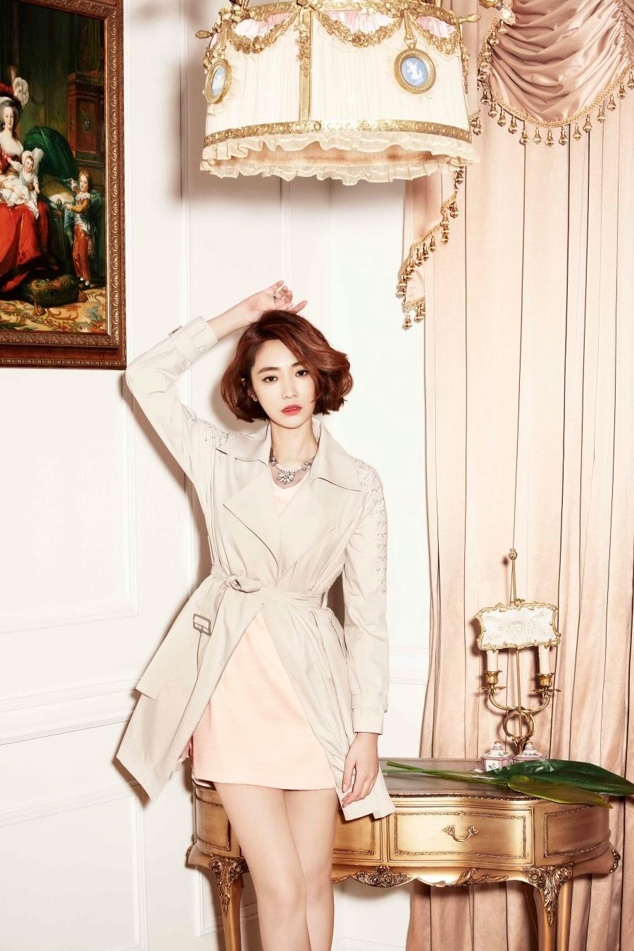 Go Joon Hee - McGINN Spring Summer 2014