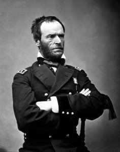 Gov't Mule bandnaam inspiriatie - General-William-Tecumseh-Sherman