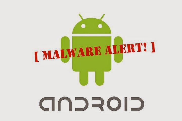 Malware di android
