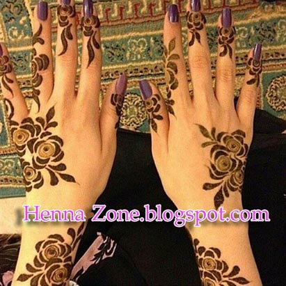 Henna Zone Henna Designs For Hands