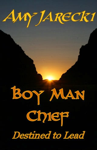 BOY MAN CHIEF - Award Winning Novel
