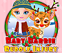 Baby Barbie Rudolph Injury