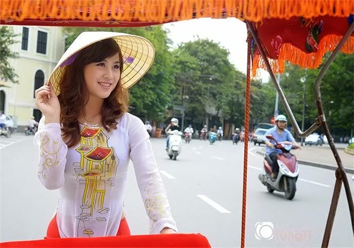 Những người đẹp I-miss Thăng Long