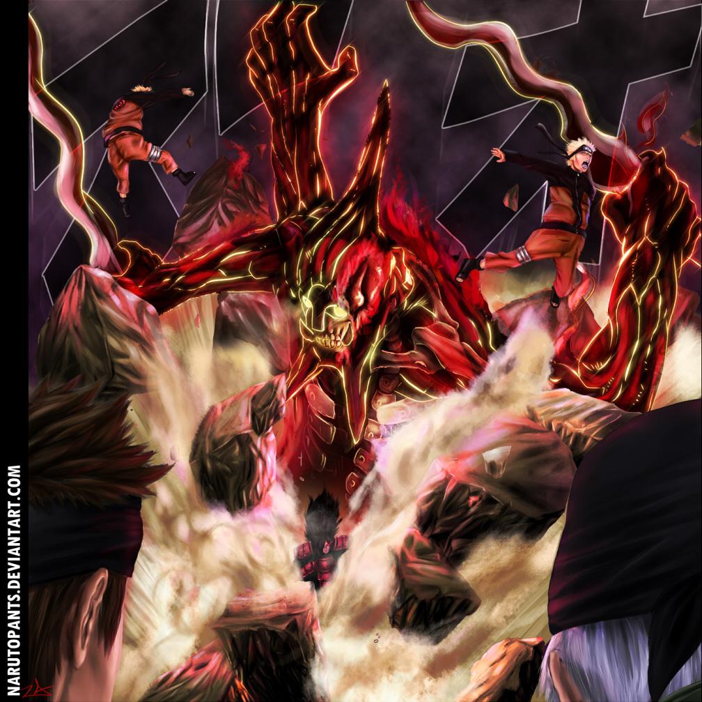 Naruto - Chapter 561 - Pic 16