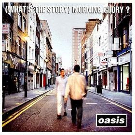 OASIS - (What's the story) morning glory - Los mejores discos de 1995