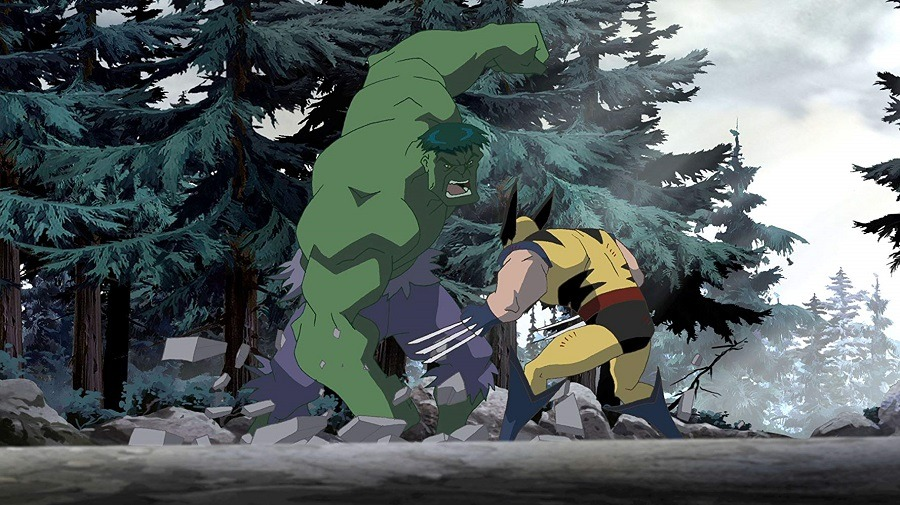 Hulk Vs. Wolverine Blu-Ray Torrent