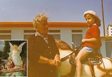 Nonna Maria e Alessandra