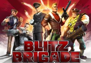 Blitz Brigade Online FPS fun MOD APK