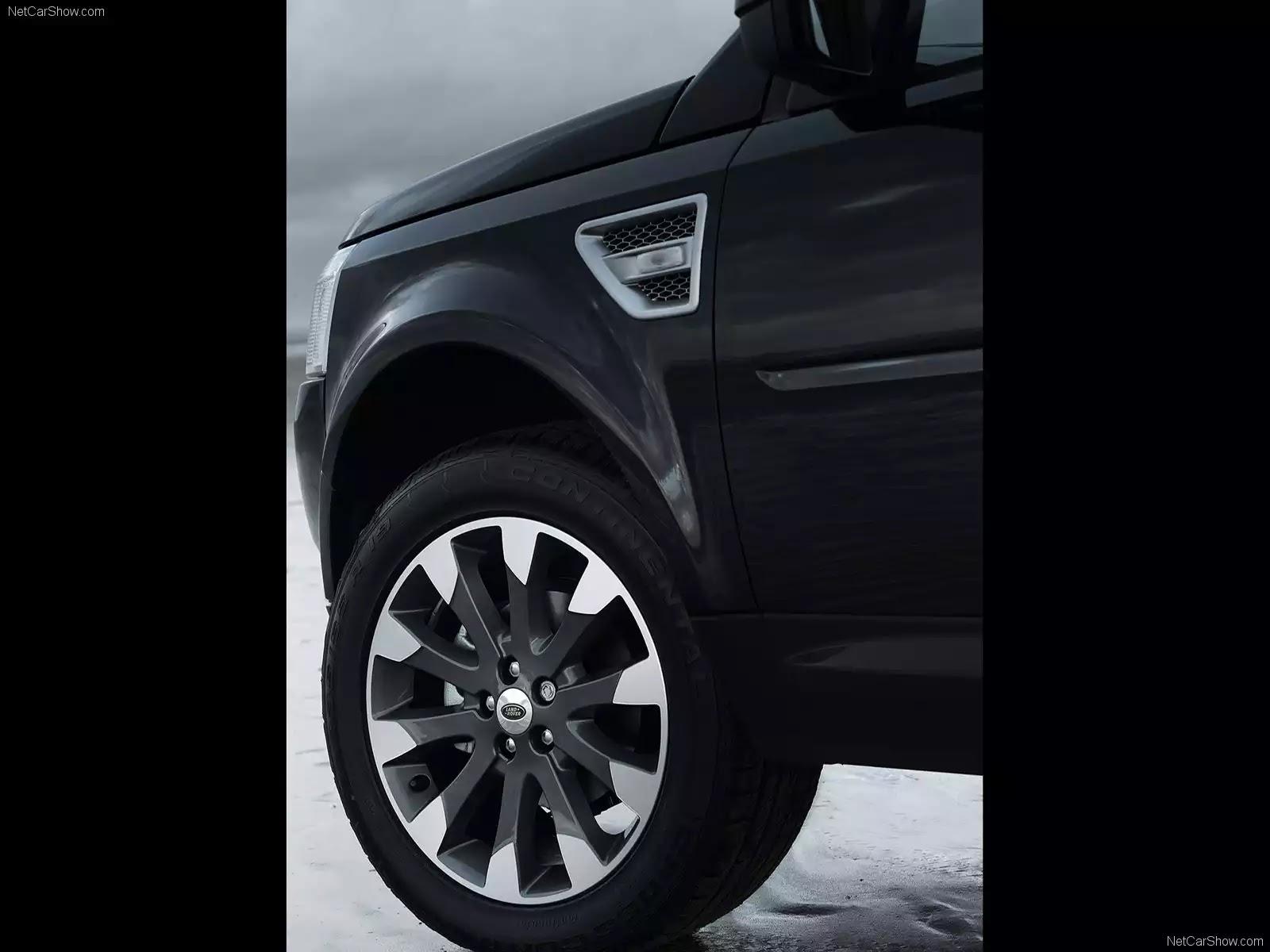 Hình ảnh xe ô tô Land Rover Freelander 2 Sport 2010 & nội ngoại thất