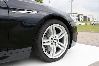 BMW M6 Series Coupe Wheels
