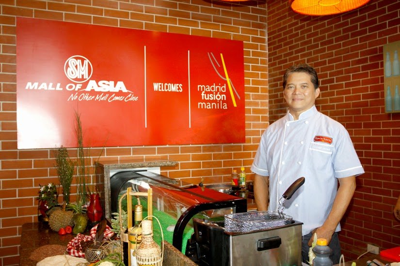 FTW! Blog, Madrid Fusion Manila 2015, #madridfusionmanila, SM Supermalls, Chef Claude Tayag, The Wooden House, Bale Dutung