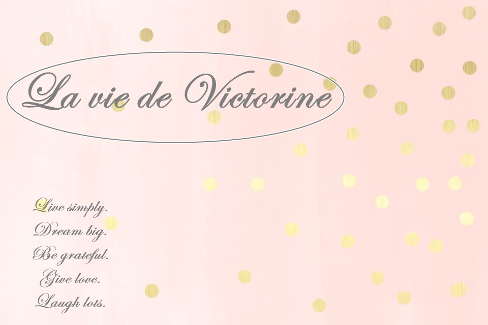 la vie de Victorine