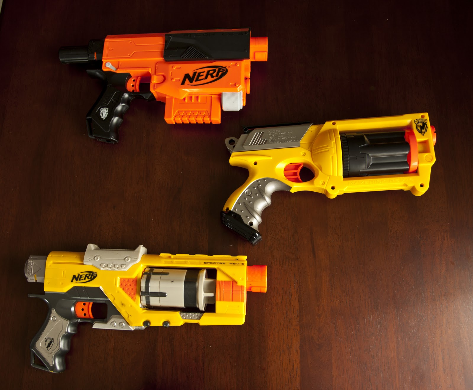 1940 - Wikipedia Pictures of all the nerf guns