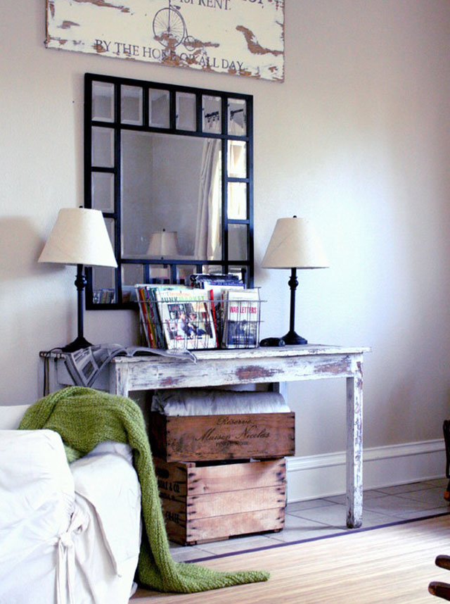 console design console table decorating ideas