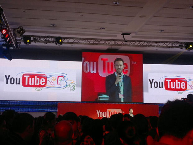 Youtube live for iPhone and iPad