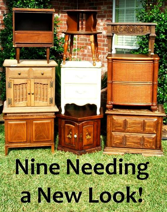 In Our Recent Series Titled Nine Needing A New Look, Weu0027ve Seen What Can  Happen When Great Paint Colors Transform Dated And Even Ugly Furniture.