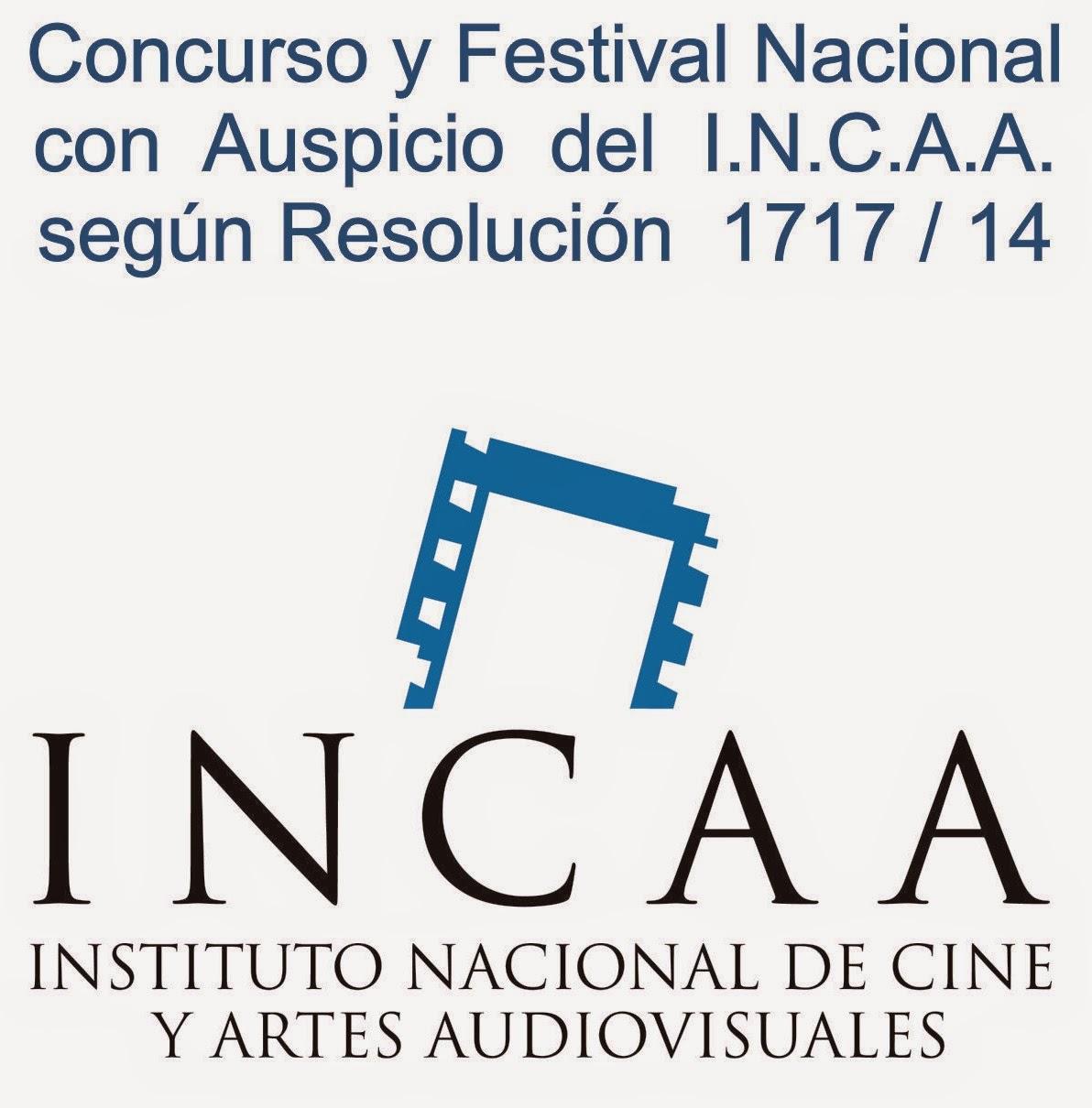 Auspicio del INCAA
