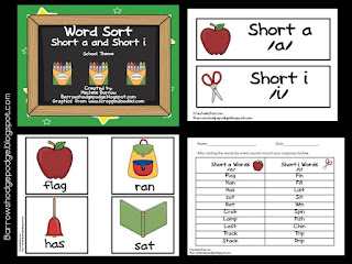 http://www.teacherspayteachers.com/Product/Literacy-Centers-for-Back-to-School-267753