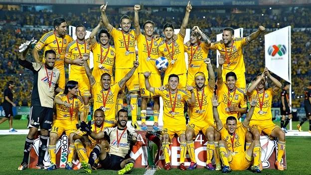 Equipos del futbol mexicano expresan su apoyo a Tigres