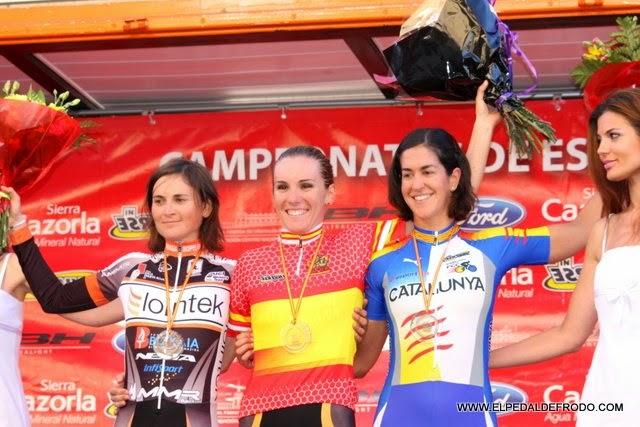 Campeonato de España Femenino 2012