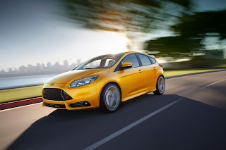 Ford taking Focus ST around America with free Performance Academy_8