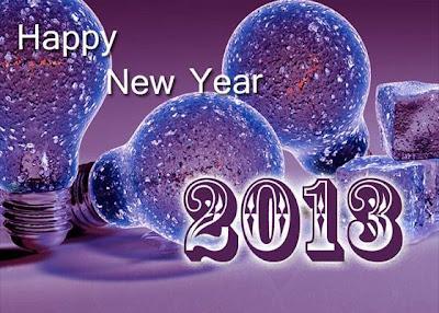 2013 Happy New Year HD Wallpaper