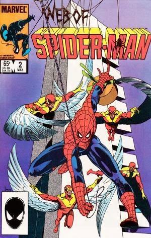 Web of Spider-Man #2 image