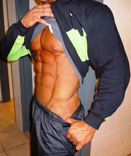 Αθλητής συμπληρώματα διατροφής