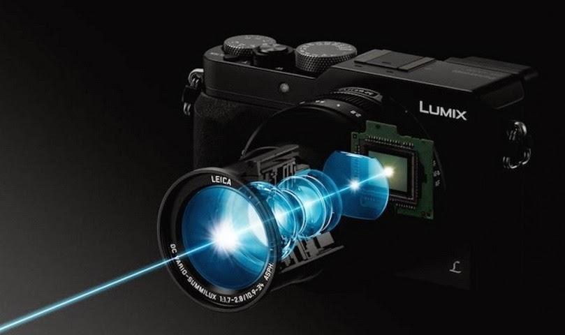 Panasonic Lumix LX100, leica lens, premium compact camera, 4K video, micro four third camera, Wi-Fi, NFC, Full-HD video,